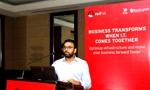 IT Automation by Redhat & Redington