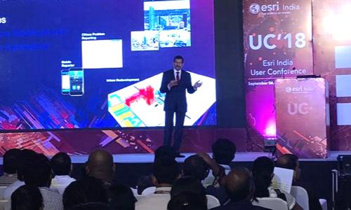 SISL – ESRI India User Conference
